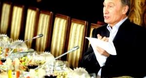 Путин шеф-повар мировой политики