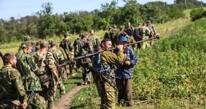 Сирийский бумеранг в степях Украины