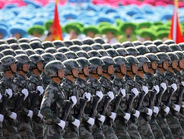 Китай не собирается ни с кем воевать