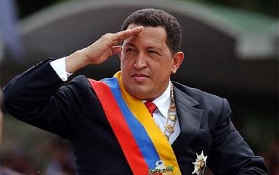 Президент Чавес