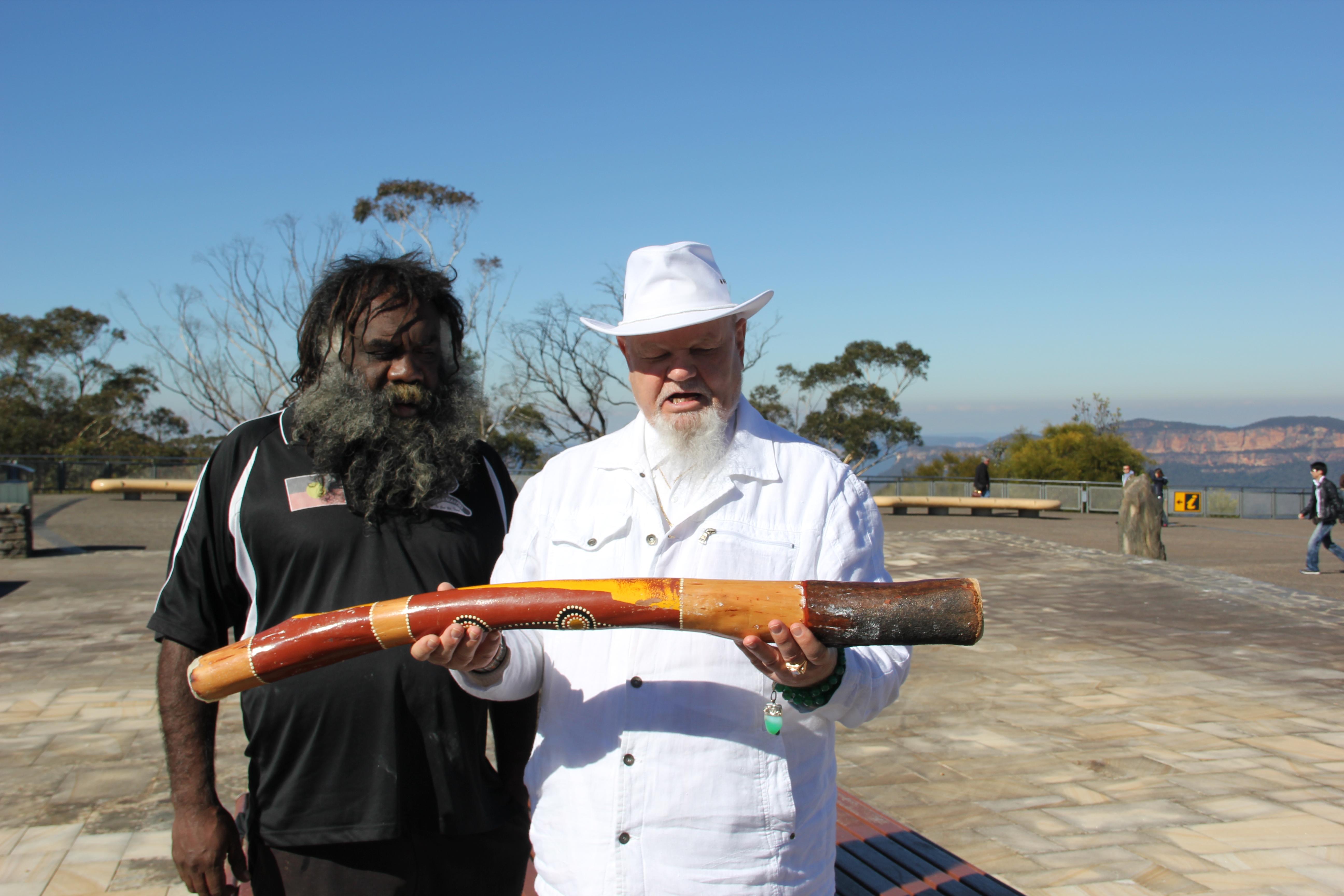 Загадка аборигенов Австралии