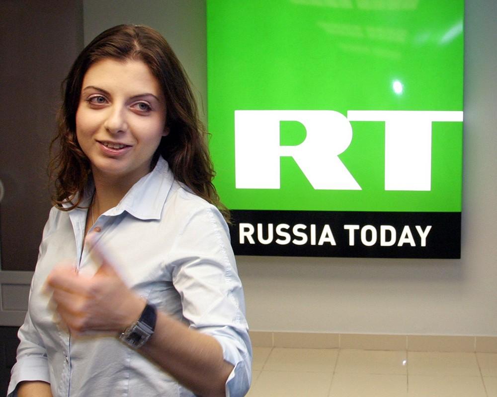 Маргарита Симоньян Russia Today
