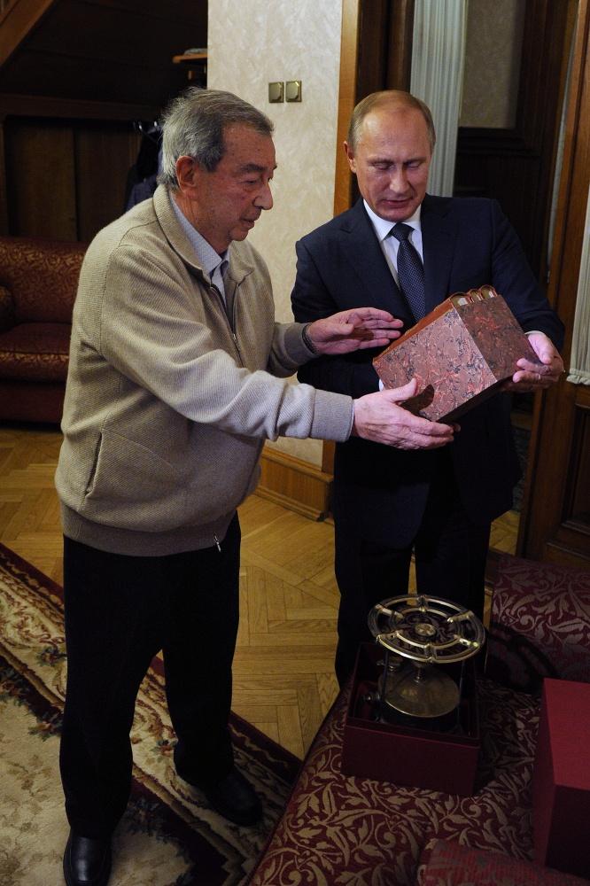 Примаков, Путин