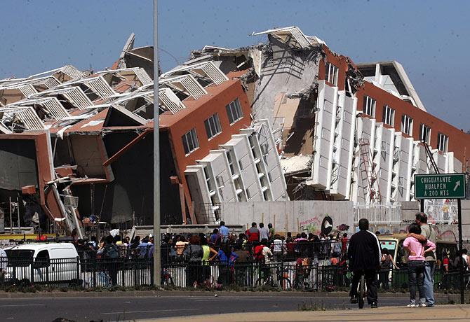 Новые землетрясения угрожают сланцевой Америке