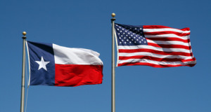 США, Техас