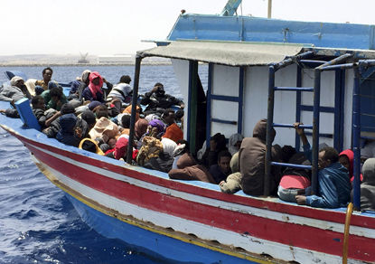 Европа ускорит процесс выдворения нелегальных мигрантов