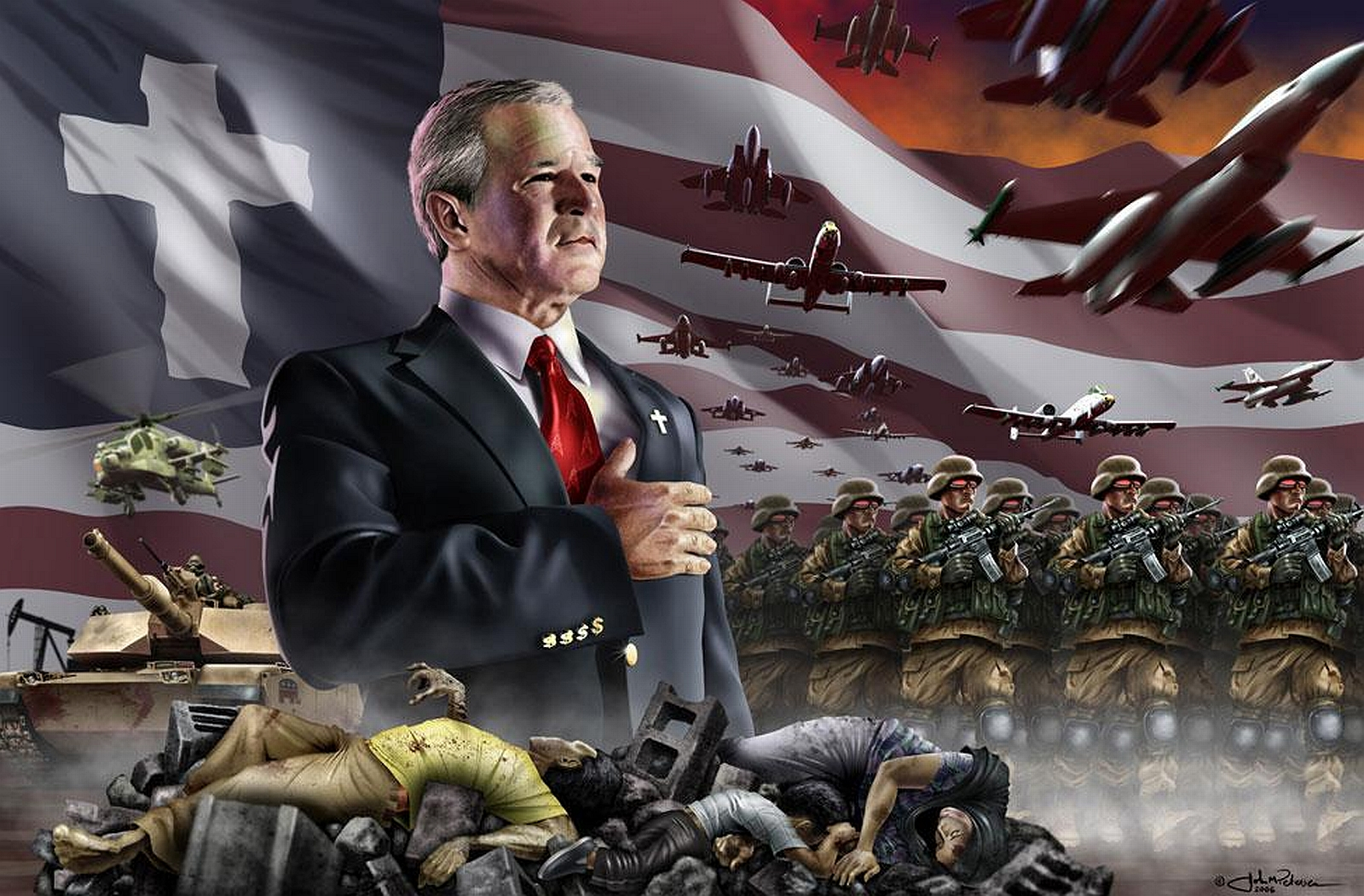 American expansionism cold war movies