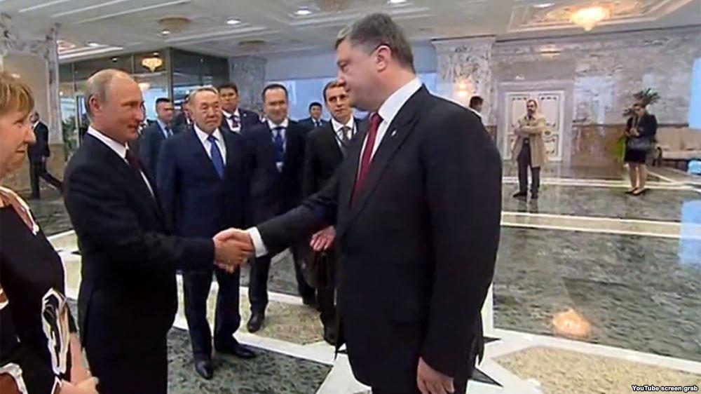 Он хотел вызвать на дуэль изгоя Путина