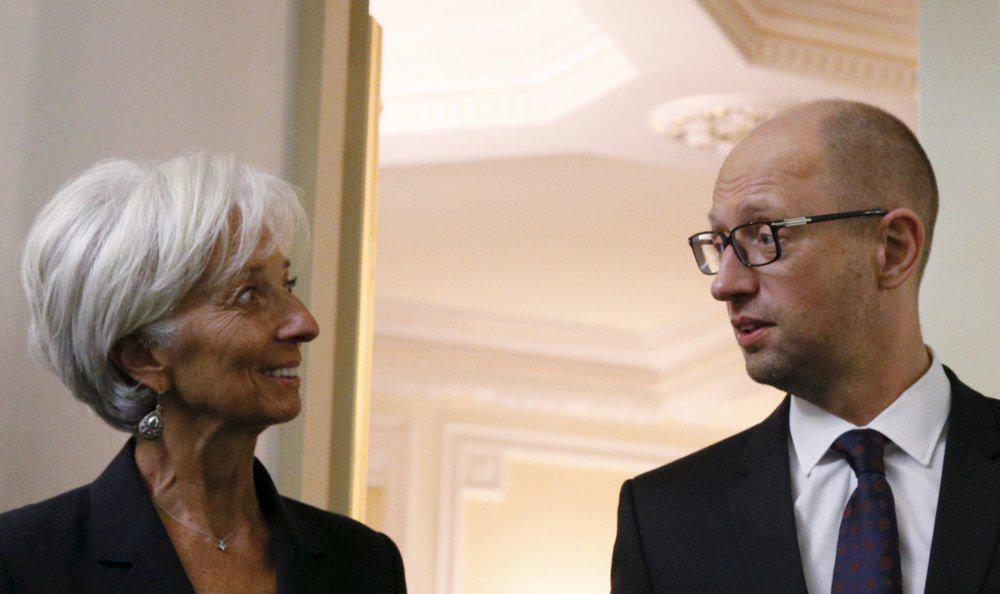 Жестокие и кровавые танцы МВФ с Ненькой