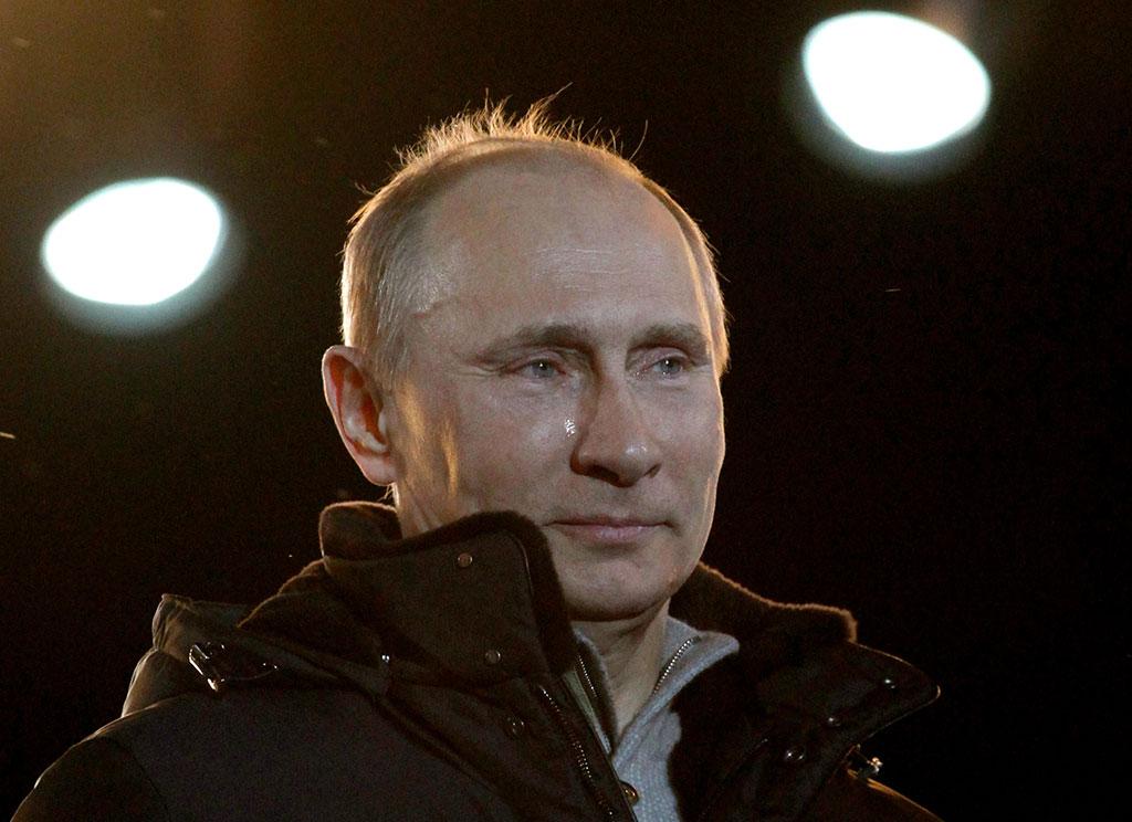 Путин – наш Президент!!!