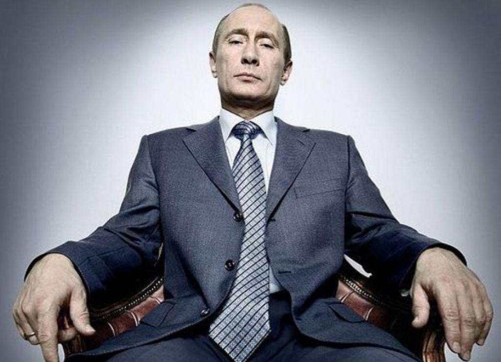 Владимир Путин Человек Года